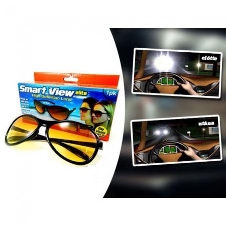 Smart view elite unisex éjjellátó autós szemüveg  bfb407e77e